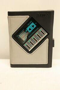 AIWA-HS-G08-Walkman-Audio-Stereo-Lettore-di-cassette-amp-CASE-VINTAGE-di-ricambio-e-riparazione