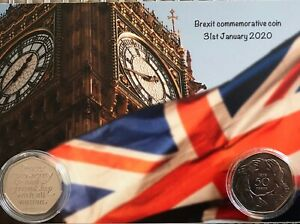 1973-and-2020-Join-EU-Brexit-50P-coins-mounted-on-BIG-BEN-BREXIT-background