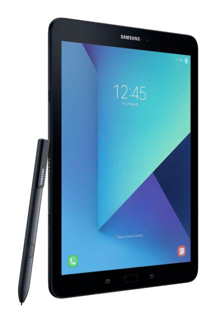 Samsung Galaxy Tab S3 32GB, Wi-Fi, 9.7in - Black - Android Oreo OS!