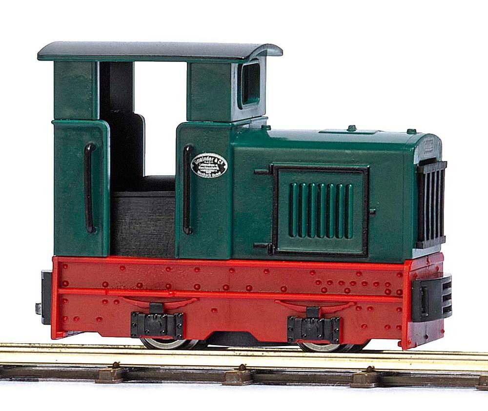 Busch Corte 12113 Diesel-LOCOMOTIVA  GMEINDER 15/18   neu in OVP