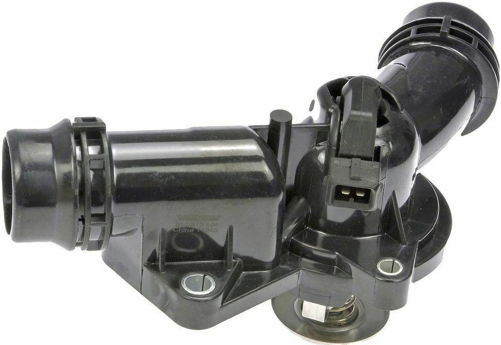 Dorman 902-813 COOLANT OUTLET HOUSING THERMOSTAT 325CI 330CI 330I X3 325XI BMW