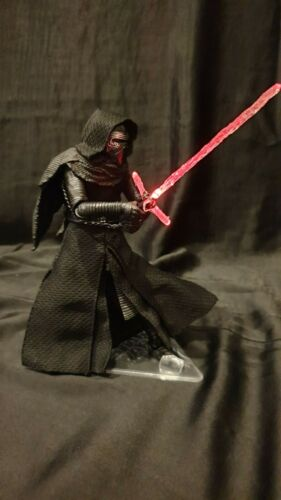 """IndoSabers Custom LED Lightsabers for 6/"""" and 3.75/"""" Action Figures Multiple Color"""