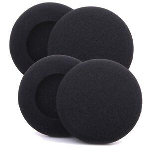 4 x 40 mm para auriculares auriculares auriculares de oído de espuma almohadilla cubierta 1.5 &#034;pulgadas  </span>