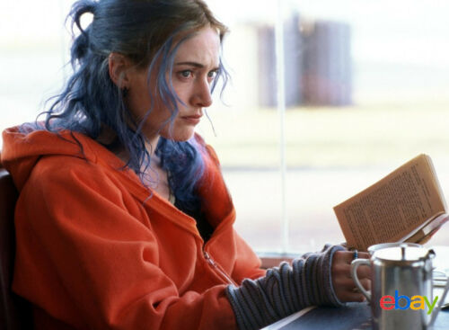KATE WINSLET 11X15 CM #1F PHOTO ETERNAL SUNSHINE OF THE SPOTLESS MIND