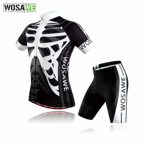 Details about  /2020 Summer Men Short Sleeve Cycling Jersey And Bib Shorts Road Racing Clothing