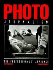 Photojournalism: The Professionals' Approach-ExLibrary