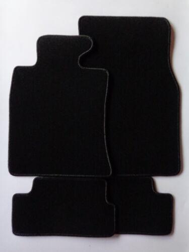 Autoteppiche Fußmatten für Mini One R56 Cooper  Bj.10//2006 schwarz