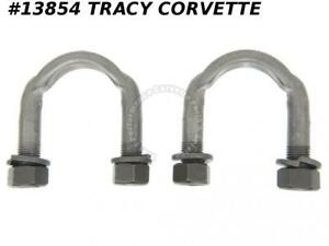 C2 C3 Corvette 1963-1979 Half Shaft French Locks /& Hardware Kit
