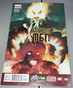 Uncanny X-Men #6 Marvel Newsstand Variant 2013