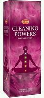 Hem Best Seller Wicca Cleaning Powers Incense Sticks 120-stick Free Shipping