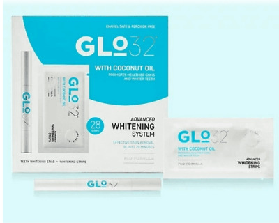 Glo 32 Advanced Teeth Whitening System, NEW GENUINE SEALED PLUS FREE P&P  5060128984915 | eBay
