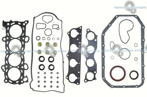 """02-06 Honda Civic 2.0L DOHC /""""K20A3/"""" 16V FULL ENGINE GASKET SET"""