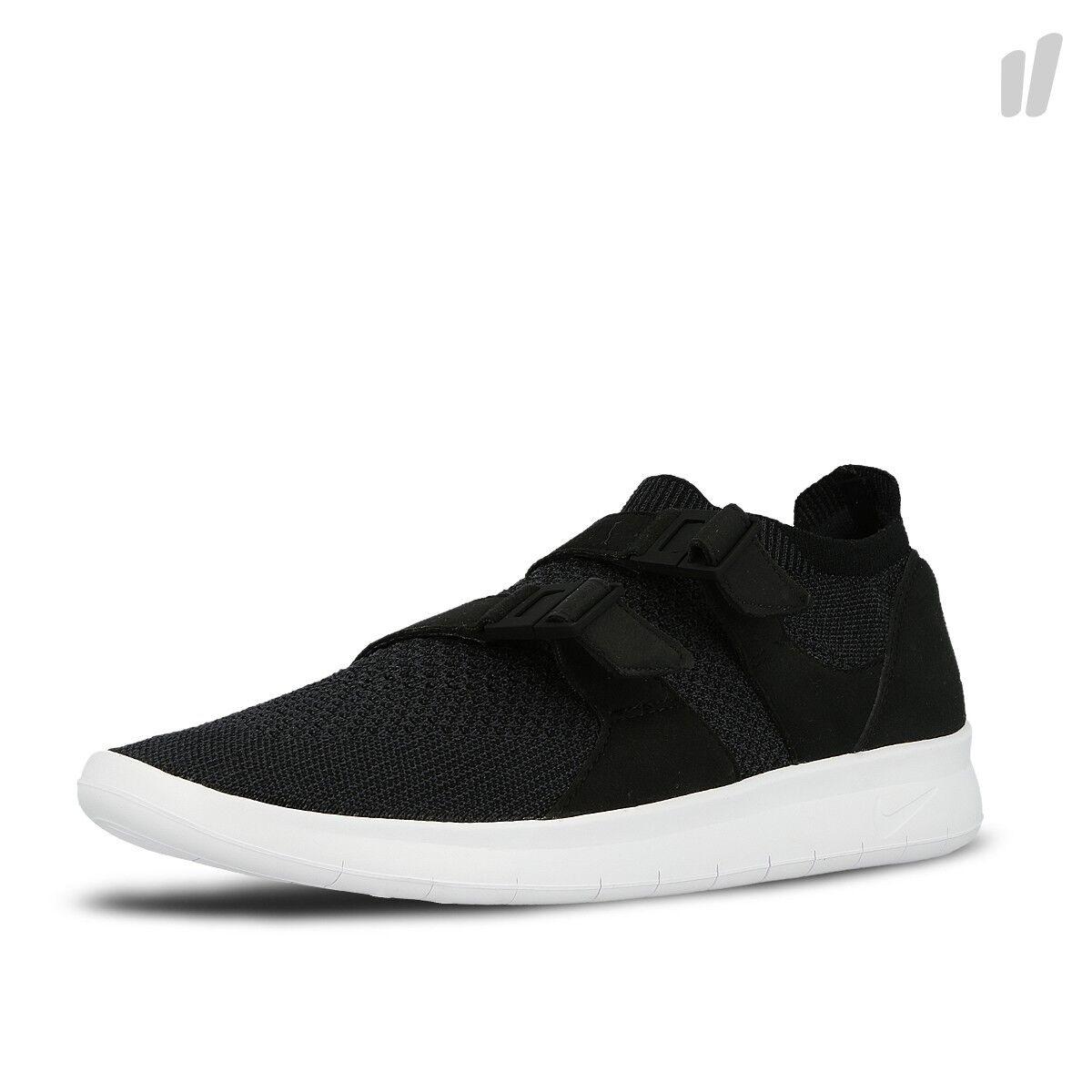 Nike Air Sock Racer Flyknit Sockracer Men's - Black   Anthracite   Black - White