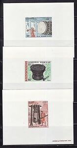 LAOS-Sc-197-8-C67-NH-set-of-proofs-1970-Musical-instruments