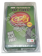 "MR TUFFY 3XL FAT BIKE 26/""-29/"" x 3.1-4.0/"" TAN TIRE LINERS TUBE PROTECTORS--1 PAIR"
