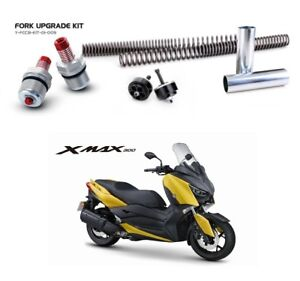 Details about YSS FRONT FORK UPGRADE KIT FOR YAMAHA XMAX 300