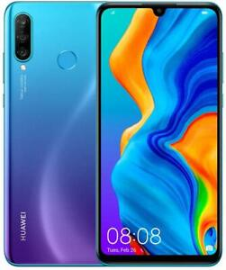 "Smartphone Huawei P30 Lite New Edition Peacock Blue 6.15"" 6gb/256gb Dual Sim"