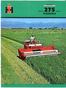 McCormick-International-Model-275-series-windrower