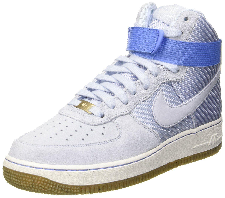 Women's Nike Air Force 1 HI PRM  (654440-401)