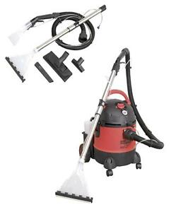 Sealey-PC310-Carpet-Cleaner-Washer-Valet-Cleaning-Machine-amp-Accessories