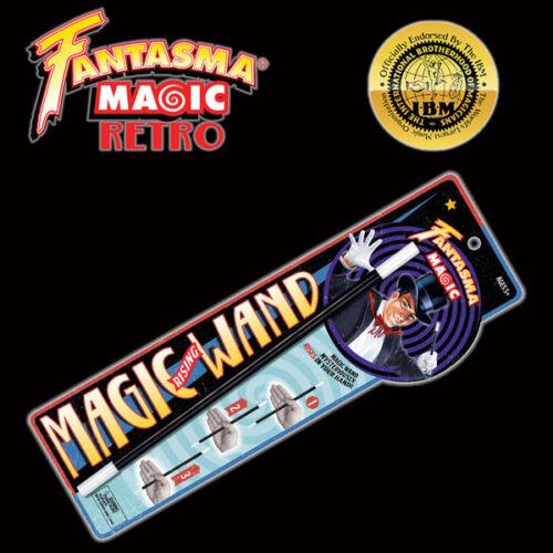 FANTASMA RETRO RISING MAGIC WAND 1 PC ONLY TRICKS ILLUSION CLOSE UP KIDS SHOWS