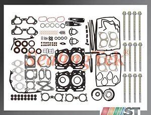 Head Gasket Set Fit 02-05 Subaru Impreza WRX Turbo USDM 2.0 DOHC EJ205