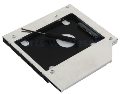 2nd HDD SSD Hard Drive Caddy for Lenovo IdeaPad 100 100-15IBD 110-15ISK 110-14