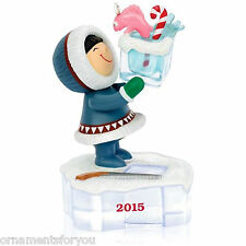 Hallmark 2015 Frosty Friends Series Ornament