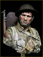 Young Miniatures WW1 British Infantry Somme 1916 WW1 YM1837 1/10th Unpainted kit