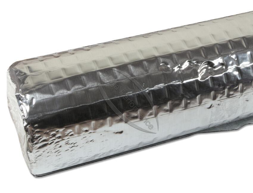4m ALUBUTYL Dämmmatte Anti Dröhn Matte Bitumen-Ersatz 25 x 400 cm Profi SURGA