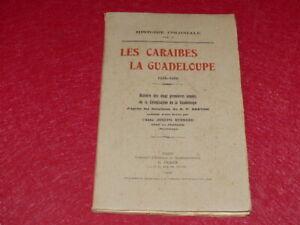 Bibl-RENE-COTTRELL-ANTILLES-MARTINIQUE-ABBE-J-RENNARD-CARAIBES-GUADELOUPE-1929