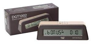 Orologio DGT 1002 - Orologio per gli Scacchi