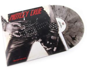 Motley Crue - Too fast for Love White Smoked Col. Vinyl LP 1000 Worldwide NEU