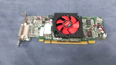 Dell Nfxd5 Amd Radeon Hd 6450 1gb 64 Bit Ddr3 Pcie Low Profile Video Card Nfxd5 Ebay
