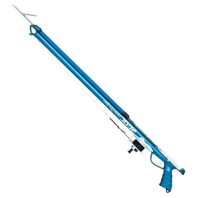 1210037023000A Fucile Arbalete Elastico Caccia Sub Seac blu Gun 75  CAS