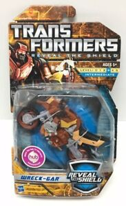 Transformers-Wreck-Gar-Reveal-The-Shield-Action-Figure-Vehicle-Toy-New