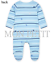 Baby boy sleepsuit babygrow romper outfit MOTHERCARE 0-24 m red dinosaur blue