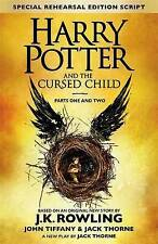 Harry Potter and the Cursed Child - Parts One & Two (Special Rehearsal Edition):