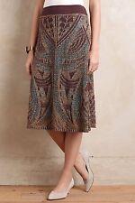 NWT Sz S Anthropologie Lumi Midi Sweater Skirt by Cecilia Prado Size Small