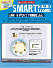 Math Word Problems, Grades 3-6: Ready-To-Use, Motivating Lessons on CD to Help You Teach Essential Problem-Solving Skills by Bob Krech, Stephanie DiLorenzo, Denise Birrer (Mixed media product, 2010)