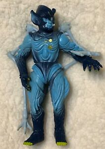 New Unopened 1993 Bandai Mighty Morphin Power Rangers Evil Space Alien Baboo