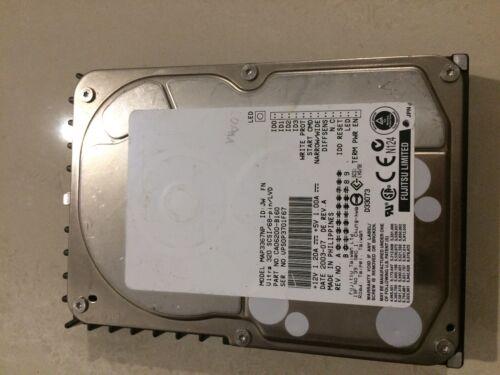 "1 of 1 - Fujitsu Enterprise MAP3367NC Internal 10000 RPM 3.5"" Hard Drive -MAP3367NC"