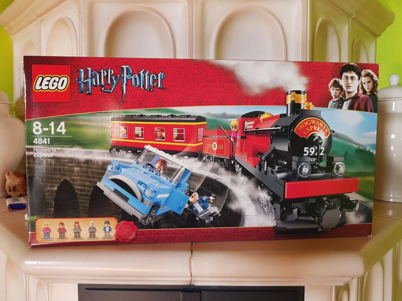 LEGO Harry Potter 4841 treno Hogwarts Express  NUOvo   Raro perfetto introvabile