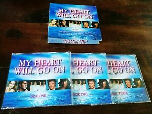 My-Heart-Will-go-On-Celine-Dion-Sade-Sinead-O-039-Connor-Elton-Jonh-3x-CD-Perfetto