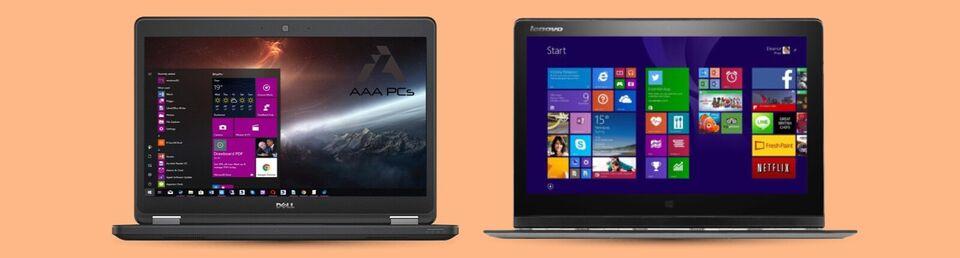 Economize em tecnologia - Laptops que parecem novos