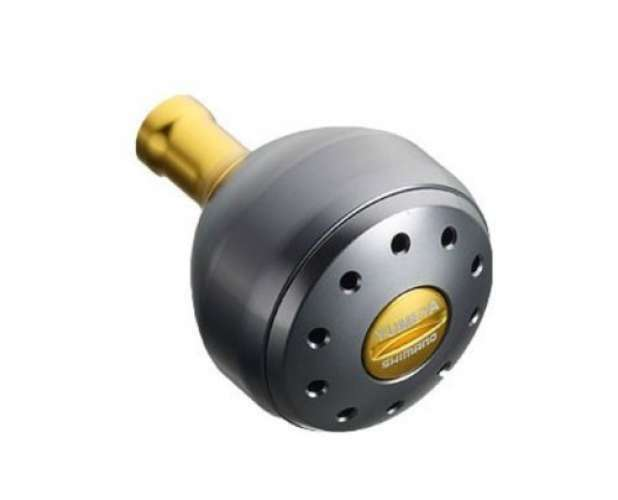 Shimano Reel Yumeya Yumeya Yumeya Aluminum Round Type Power Handle Knob Gris M Knob for TypeB c4f14b