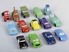 Disney Pixar Cars Lightning McQueen Mater Sally Ramone Lot Of 14/Set Car Gift
