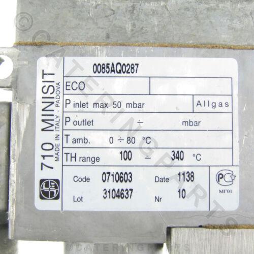 710 mini-sit 0.710.603 l/'impiego di un termostato 100-340 ° C Valvola gas per forno principale