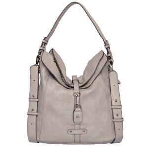 Details zu Tamaris Bernadette Hobo Bag Tasche Handtasche Umhängetasche pepper 2612182 324