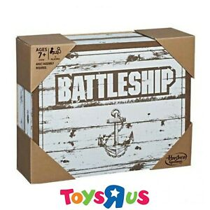 Hasbro Battleship: Rustic Series Edition